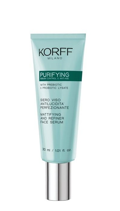 Korff Purifying sérum, 30ml
